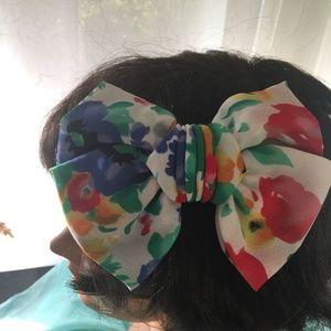 Vintage Deborah Rhodes hair bow